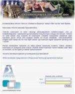 <dt>Заголовок: </dt><dd> Kodanikupäeva viktoriin 2004</dd>