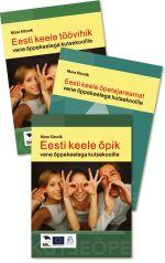 <dt>Pealkiri: </dt><dd> Eesti keele õppekomplekt vene õppekeelega kutsekoolile</dd>