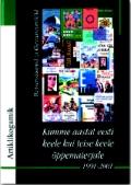 <dt>Pealkiri: </dt><dd> Kümme aastat eesti keele kui teise keele õppematerjale 1991-2001. Retsensioonid ja ülevaateartiklid</dd>